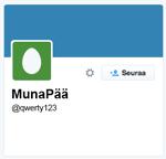Twitteristä löytyy kymmeniä tuhansia