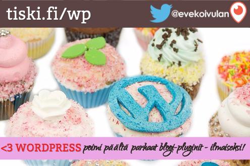 mietitkö verkkosivustosi toimivuutta tai kokonaan uusien sivujen perustamista? tai onko sinulla wordpress-blogi? lue tämä!