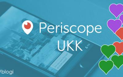Periscope – sydän sanoo