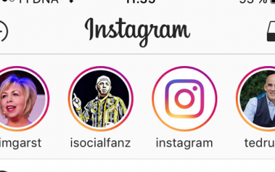 se tavallinen (Instagram) tarina