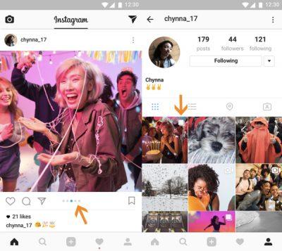 Kuva Instagram-blogista