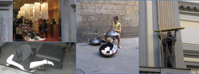 Espanjan matkakuvat 2009