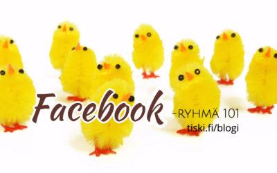 Vinkit Facebook-ryhmän perustamiseen ja ylläpitoon